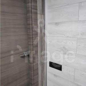 Ламинат-альтернатива стеновым панелям-9