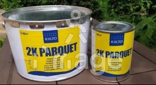Клей Kiilto 2K PARQUET 5,55 кг Фінляндія