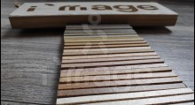 Корковий порожек Corex Adapter Art.101-150 (колір в асортименті) 900*14*7 мм Україна