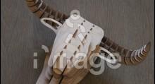 Паркетна дошка Esta Parket 384002 Дуб Victoria Stonewash Ivory Pores Естонія