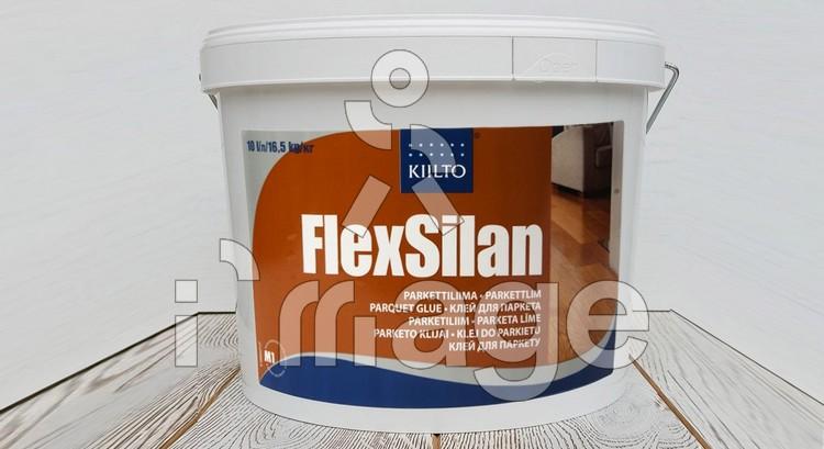 Клей Kiilto FlexSilan 16,5 кг Фінляндія