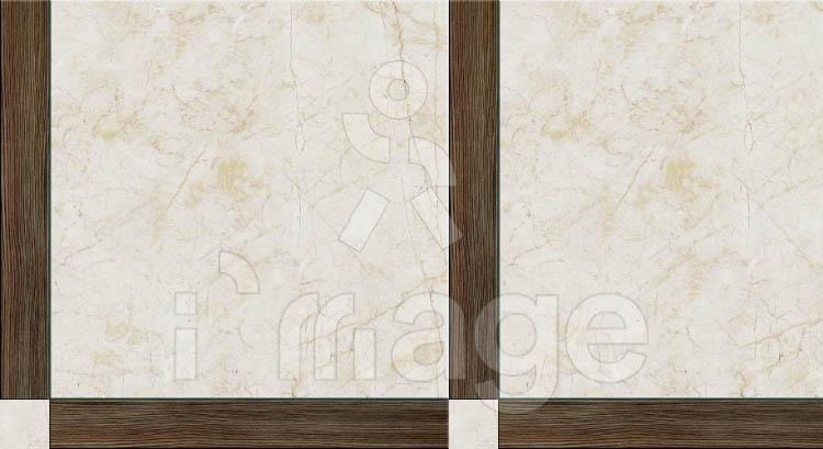 Плитка InterCerama Shatto 75 031 Світло-коричнева (0624110) Україна