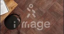 Плитка Cersanit Trendo Brown (0624152) 420*420*8,5 мм. Польща
