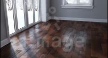 Масивна дошка Brand Wood (0625089) Мербау Original Dark Індонезія