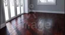 Масивна дошка Brand Wood (0625090) Мербау Original Dark Індонезія
