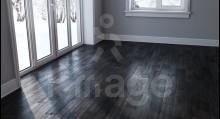 Паркетна дошка Brand Wood (0625099) Гевея Grey Q Індонезія