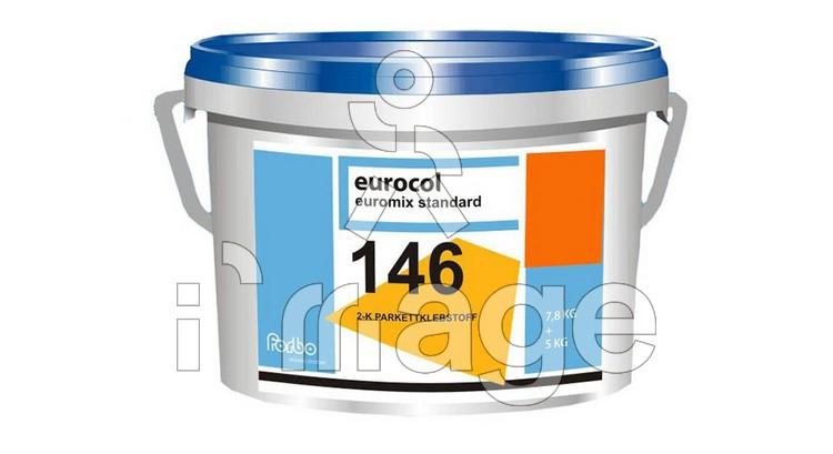 Клей Eurocol 146-2К Euromix Wood Basic Німеччина