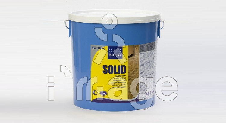 Клей Kіilto Solid 19кг Фінляндія