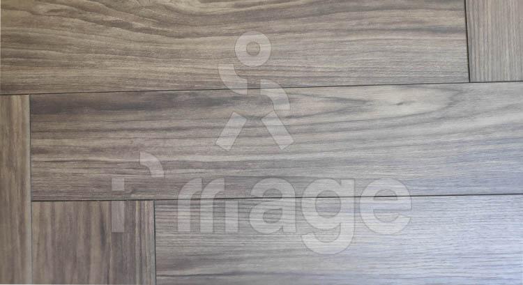 Ламінат Alsafloor Clip 400 520 Горіх шоколадний Франція